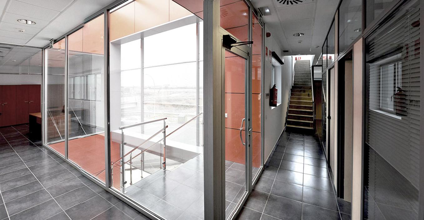 Caas nuevas oficinas de repsol petr leo s a for Repsol oficinas