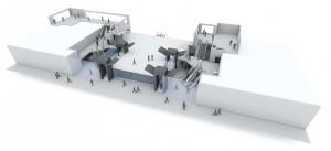 Axonometría propuesta