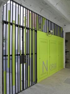 Puerta principal CRAE