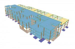 Esquema estructural del CFPAC